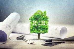 Gebäude Energieeffizienz