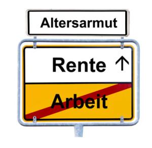 Rente - Altersarmut